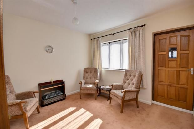 Thumbnail Terraced bungalow for sale in Bletchingley Close, Thornton Heath