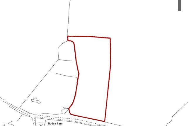 Land for sale in Land At Budna Road, Budna, Sandy, Bedfordshire SG19