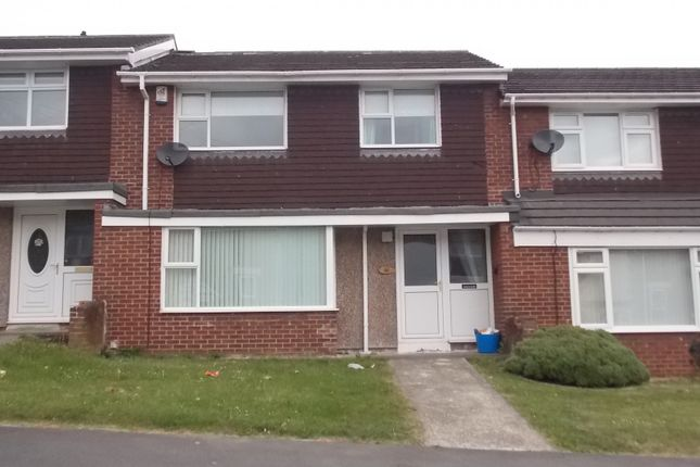 Thumbnail Terraced house to rent in Henley Avenue, Pelton Fell, Chester Le Street