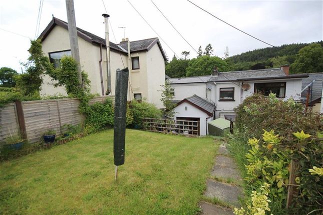 Thumbnail Terraced house for sale in Penrhiw, Talybont, Ceredigion