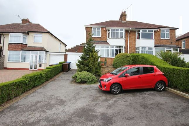 Thumbnail Semi-detached house for sale in Ash Bank Road, Werrington, Stoke-On-Trent