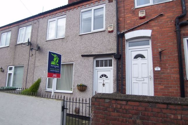 Thumbnail Terraced house to rent in Recreation Street, Mansfield