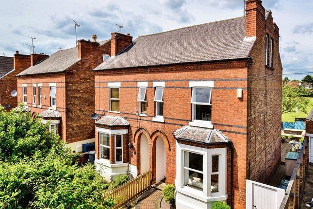 Thumbnail Semi-detached house for sale in Westhorpe House, Elm Tree Avenue, West Bridgford