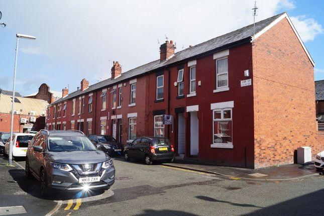 Thumbnail Terraced house to rent in Eva Street, Rushlome