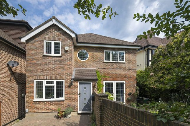 Thumbnail Detached house for sale in Blenheim Road, Raynes Park