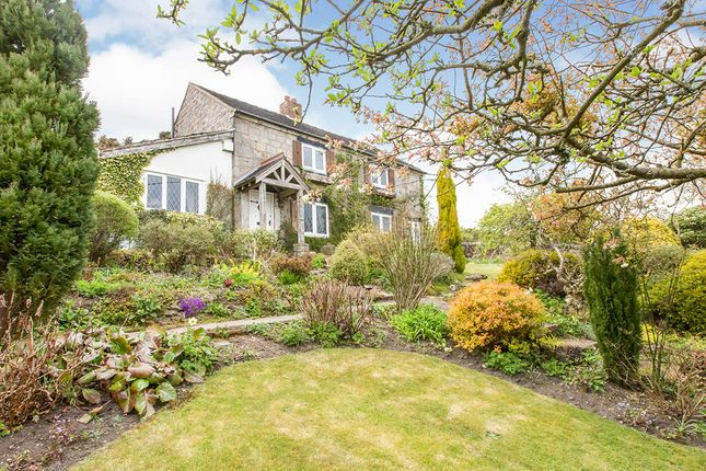 Thumbnail Cottage for sale in Castle Road, Mow Cop, Stoke-On-Trent, Cheshire