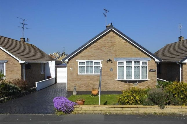 Thumbnail Detached bungalow for sale in Fraser Close, Swindon, Wiltshire