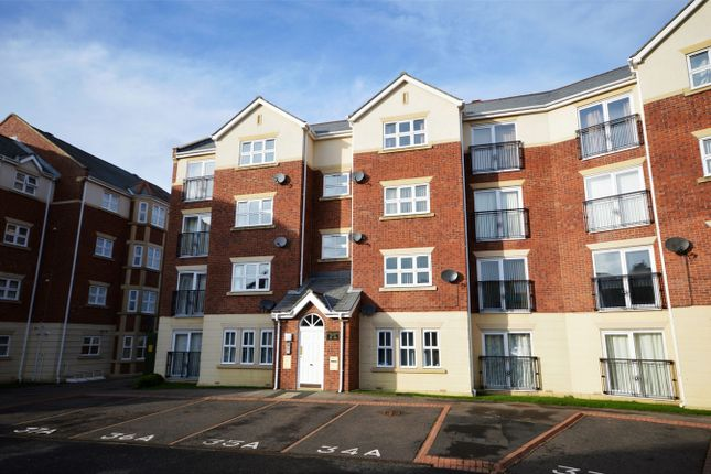 2 bed flat to rent in Alexandra House, Victoria Court, Sunderland, Tyne And Wear