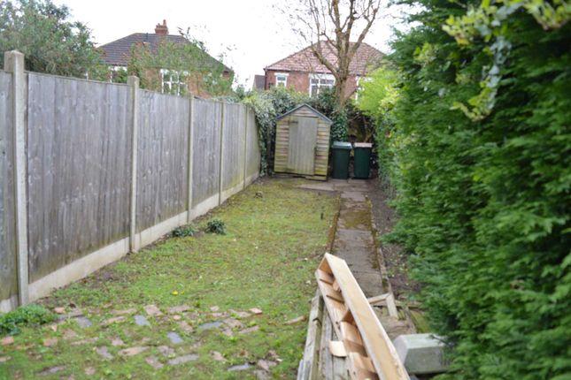 Garden of Wyley Road, Coventry CV6