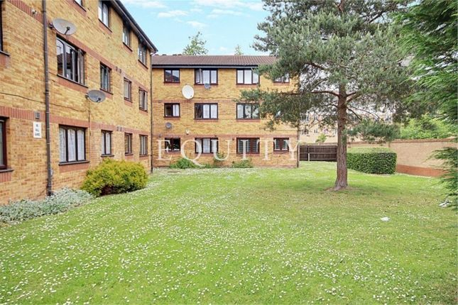 Thumbnail Flat for sale in Celadon Close, Enfield