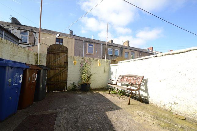 Rear Yard of Queen Street, Clayton Le Moors, Accrington, Lancashire BB5