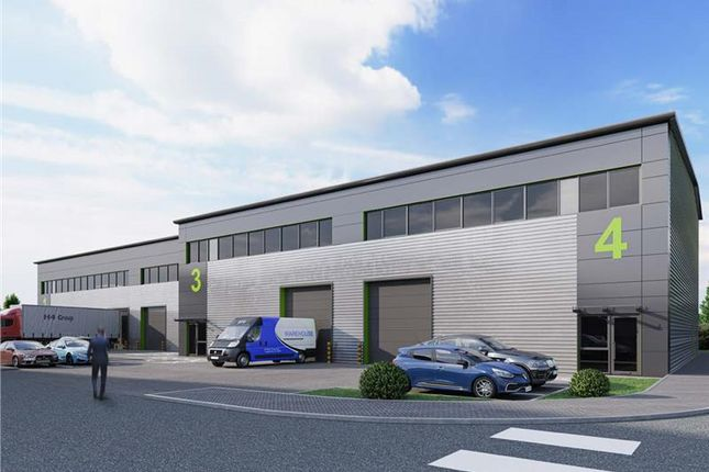 Thumbnail Industrial for sale in Genesis Park - Available Q2 2022, Magna Road, South Wigston, Leicester