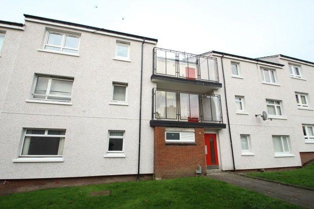 Thumbnail Flat to rent in Roxburgh Way, Greenock