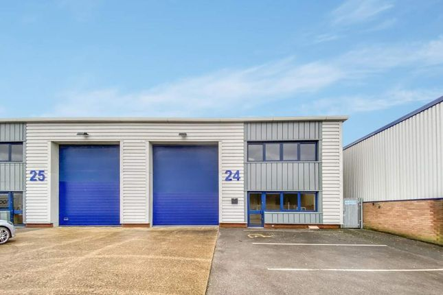 Thumbnail Light industrial to let in Unit 24 Vale Industrial Estate, Southern Road, Aylesbury