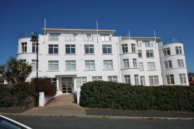 Thumbnail Flat for sale in The Point, Port St. Mary, Isle Of Man