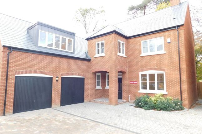 Thumbnail Detached house for sale in St. Georges Place, Ampthill, Bedford