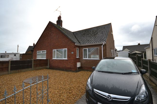 Thumbnail Semi-detached bungalow for sale in Clifton Rise, Abergele