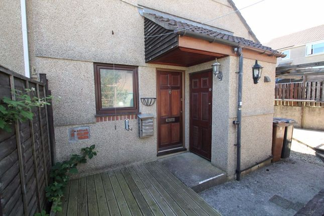 Thumbnail Property to rent in Church Park Road, Woolwell, Plymouth