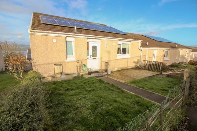 Thumbnail End terrace house for sale in Glenside Road, Port Glasgow