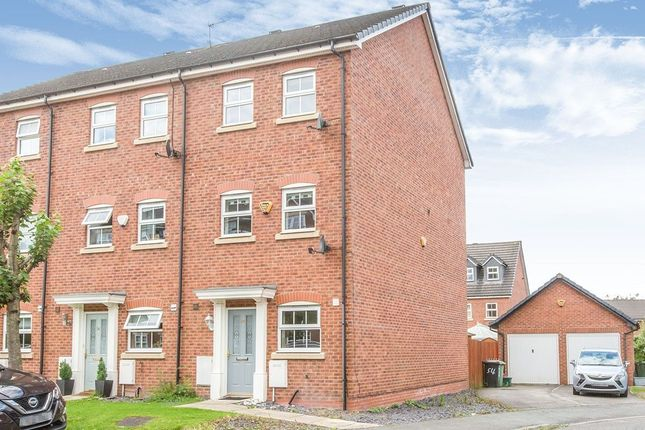 Thumbnail Terraced house to rent in Drillfield Road, Northwich