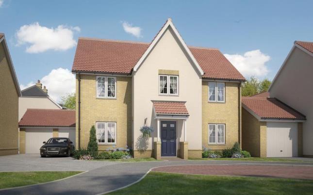 Thumbnail Detached house for sale in Pilgrims Place, Littlebourne Road, Canterbury, Kent