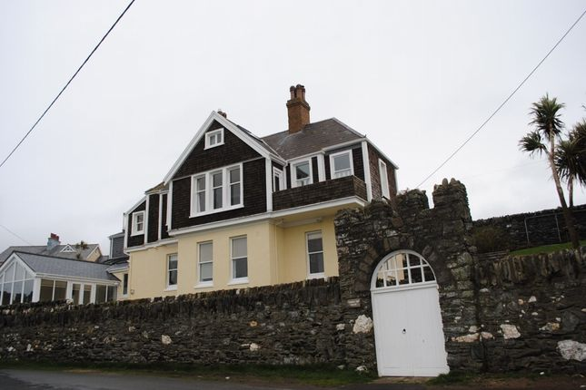 Thumbnail Detached house for sale in The Promenade, Port St. Mary, Isle Of Man