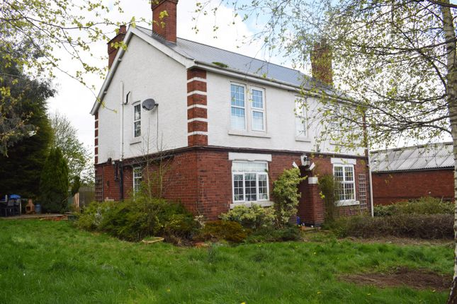 Thumbnail Detached house for sale in Wharf Road, Stanton Hill, Sutton-In-Ashfield