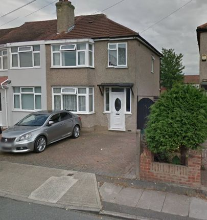 Thumbnail End terrace house to rent in Grosvenor Crescent, Uxbridge