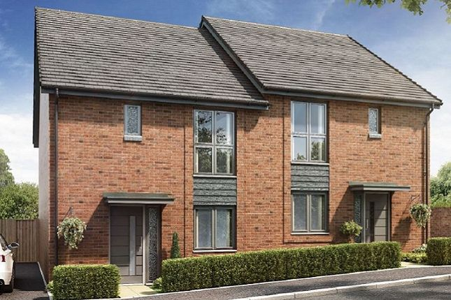 """Property for sale in """"The Pavel"""" at Blythe Gate, Blythe Valley Park, Shirley, Solihull"""