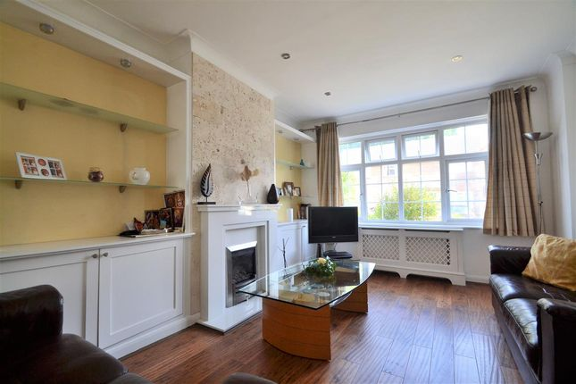 Thumbnail Semi-detached house to rent in Chase Side Avenue, London