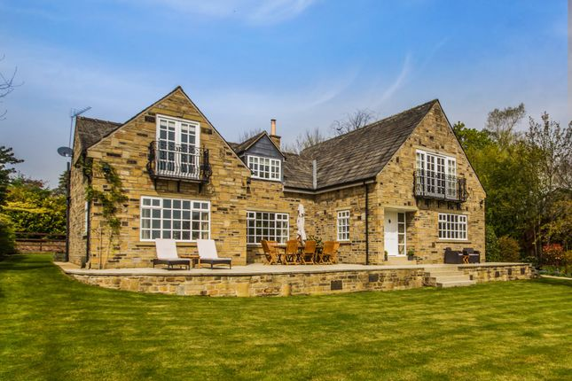 Thumbnail Detached house for sale in Birks Lane, Woodsome Valley, Huddersfield