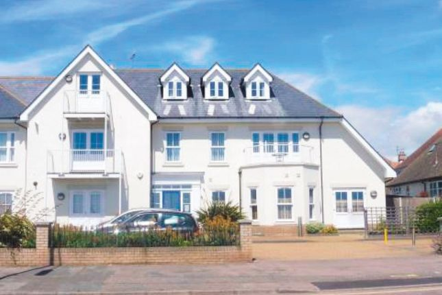 Thumbnail Flat for sale in Crossley View, Marine Parade East, Clacton-On-Sea, Essex