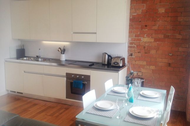 Thumbnail Flat to rent in Bridge Street, Sandiacre