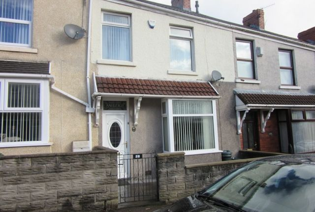 Thumbnail Terraced house to rent in Kildare Street, Manselton, Swansea.