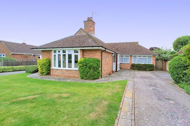 Thumbnail Detached bungalow for sale in Grosvenor Road, Chichester
