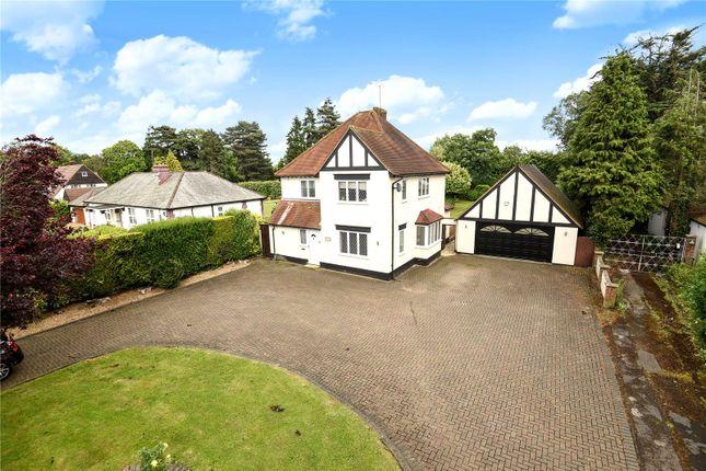 Thumbnail Detached house for sale in Denham Avenue, Denham, Buckinghamshire