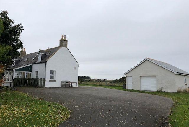 Thumbnail Cottage to rent in Tarrel Cottage Portmahomack, Tain