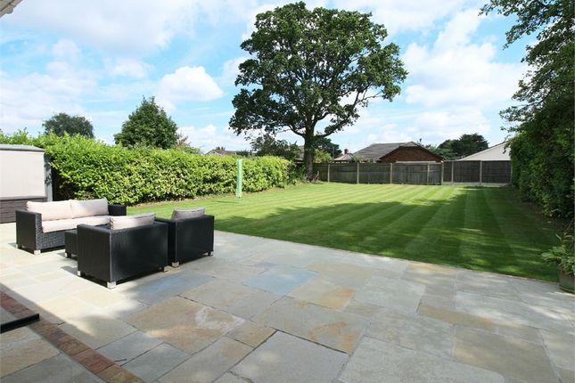 Thumbnail Detached bungalow for sale in Glenmoor Road, West Parley, Ferndown, Dorset