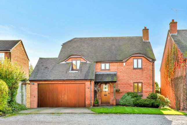 Thumbnail Detached house for sale in Main Street, Nailstone, Nuneaton
