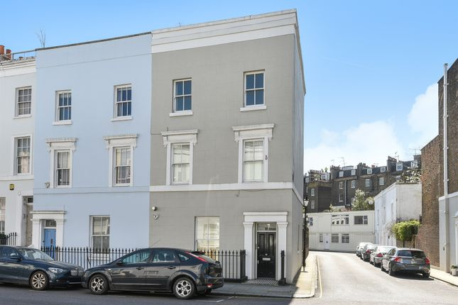 Thumbnail End terrace house for sale in Queensdale Road, London