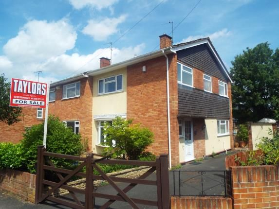 3 bed semi-detached house for sale in Wessex Drive, Cheltenham, Gloucestershire