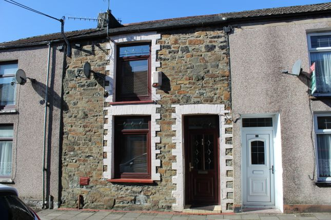 Thumbnail Terraced house to rent in Glynrhondda Street, Treorchy