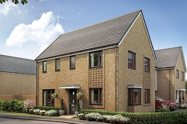 """Thumbnail Semi-detached house for sale in """"The Clayton Link """" at London Road, Stanford-Le-Hope"""