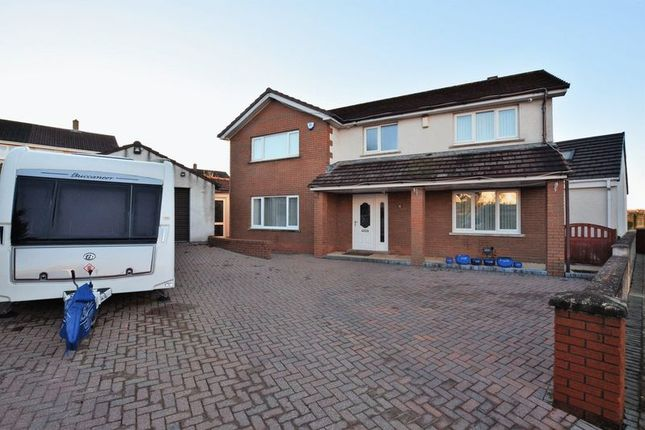 Thumbnail Detached house for sale in Lonsdale View, Dearham, Maryport
