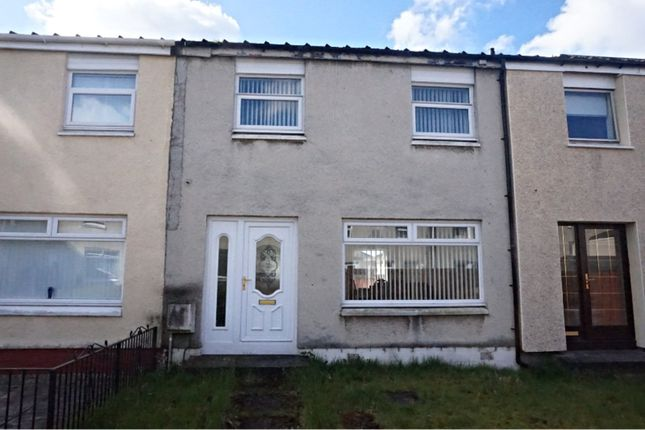 Thumbnail Terraced house for sale in Gilmartin Road, Paisley