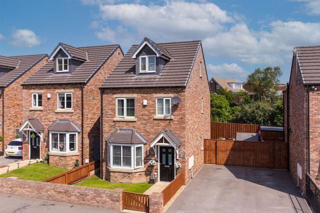 4 bed detached house for sale in Green Lane, Garforth, Leeds LS25