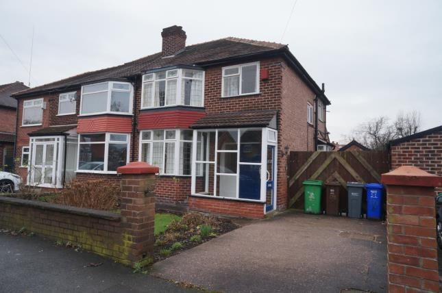 3 bed semi-detached house for sale in Burnage Lane, Manchester, Greater Manchester