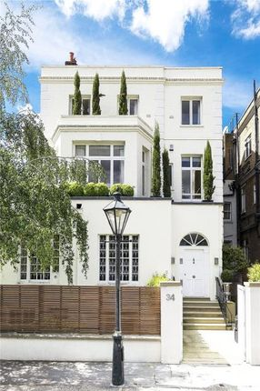 Thumbnail Flat for sale in Victoria Road, Kensington, London