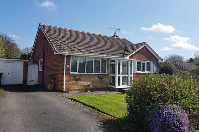 Thumbnail Detached bungalow for sale in Thornyfield Road, Shirley, Solihull