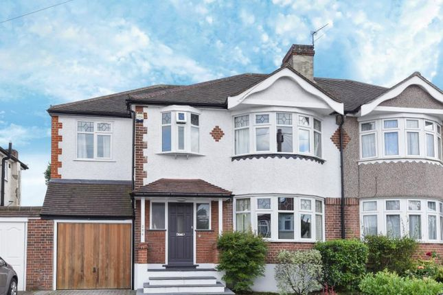 Thumbnail Semi-detached house for sale in Devonshire Way, Shirley, Croydon